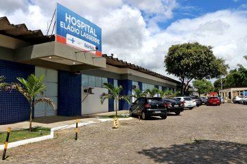 Hospital Prof. Eládio Lassérre (Salvador)