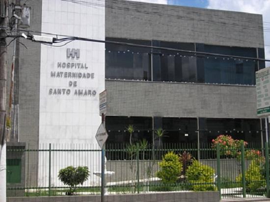 Hospital Maternidade de Santo Amaro (Bahia)