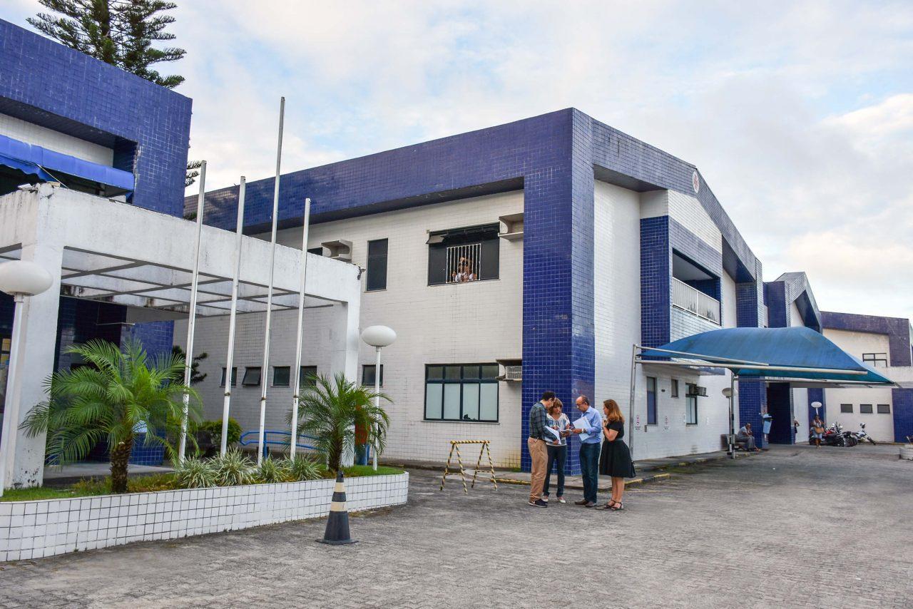 Hospital Dep. Luís Eduardo Magalhães (Porto Seguro)
